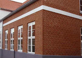 Kathedralschule in Ribe